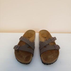 Birkenstock Yao Sandals Size 38